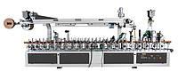 VS 300 — Оборудование для ламинации профильных изделий на клеевой основе сольвент (PU)
