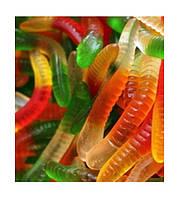 Жевательный мармелад червячки Жувасики 150 шт