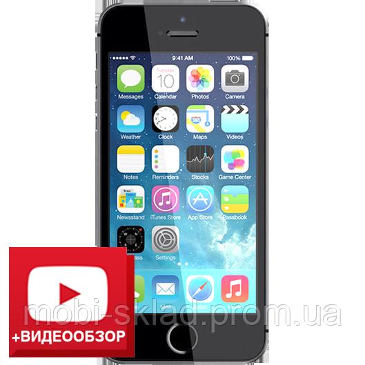 сборка модуля айфон 5s