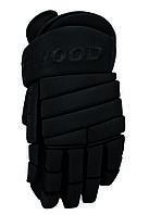 Перчатки для хоккея SWD T90 Undercover черные