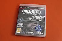 Диск лицензия PS3 Call of Duty Ghosts eng