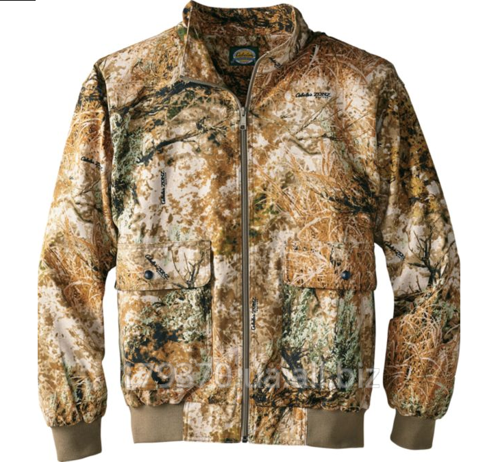 Куртка охотничья Cabela's Silent Weave™ Bowhunter's Jacket