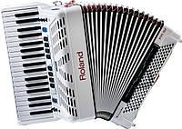 Цифровой аккордеон Roland FR-3x White