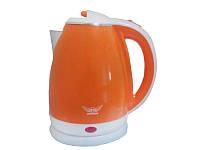 Чайник Defiant DEK1820-11 Оранжевый
