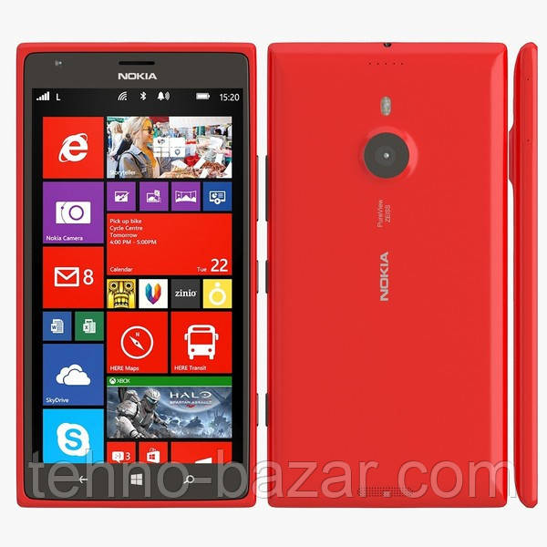 Cмартфон Nokia Lumia 1520 Red 2gb\16gb 6FHD Win10 21mp 3400 mah