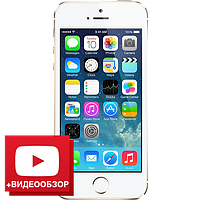Китайский смартфон iPhone 5S, 1 SIM, Android 4.2, GPS, камера 8 Мп, 12 Гб, 4 ядра, W-CDMA (3G), живые обои
