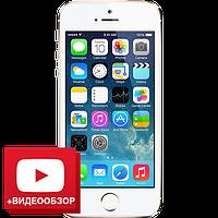 Китайский смартфон iPhone 5S, 1 SIM, Android 4.2, GPS, камера 8 Мп, 12 Гб, 4 ядра, W-CDMA (3G), живые обои, фото 1