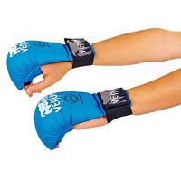 Накладки (перчатки) для каратэ PU VENUM MITTS MA-5855-B