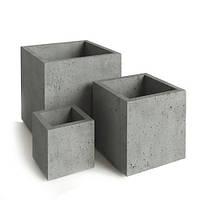 Вазоны из бетона марки П500