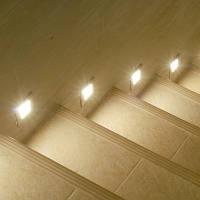 Как правильно сделать led освещение лестницы