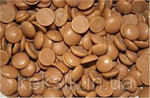 Шоколад молочный Callebaut 33,6% 0,250 кг
