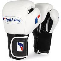 Боксерские перчатки FIGHTING SPORTS (тренировочные) TRI-TECH HOOK&LOOP