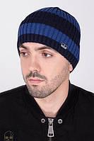 Мужская шапка с отворотом ShaDo 45а