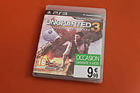 Диск лицензия PS3 Uncharted 3 Eng