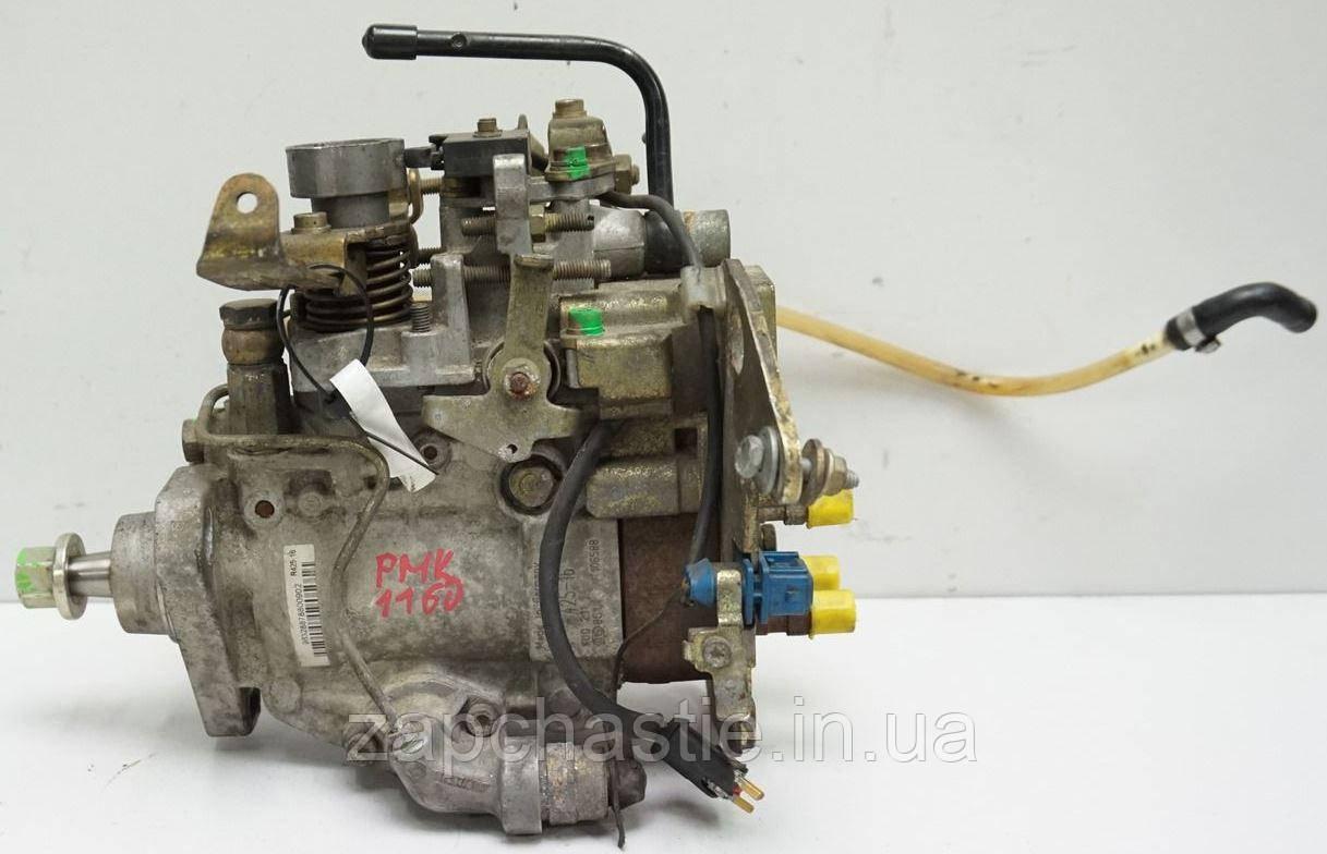 Паливний насос високого тиску (ТНВД) Пежо Експерт 1.9 d 0460484137