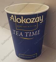 Бумажный стакан Алокозай 240 мл (50 шт)