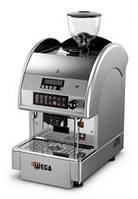 Автоматическая однопостовая кофемашина  Gemini AK1+AC 11 Wega