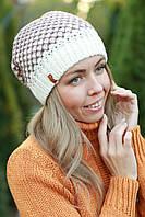 Шапка женская зимняя модная