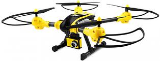 Квадрокоптер Overmax X-Bee Drone 7.1