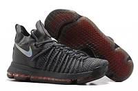 Мужские баскетбольные кроссовки Nike KD 9 Elite Dark Grey 909140-013