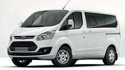 Ford Tourneo Custom 2014-