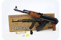Игрушечный автомат «Airsoft Gun» ZM93-S, фото 1