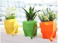 Подставка - горшок для цветов, всяких мелочей, канцелярии