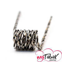 Mix Twisted RF coil готовая спираль 0.45 Ом - 1 шт