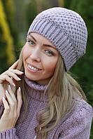 Шапка женская зимняя стильная