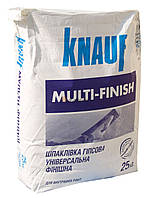 Шпаклевка Мульти-Финиш  25 кг. Knauf