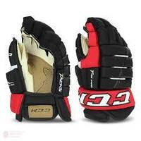 Хоккейные перчатки детские CCM Tacks 4R Pro