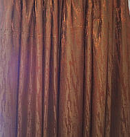 Портьерная ткань Мрамор шоколад