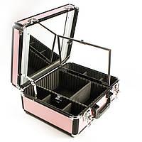 Профессиональный кейс для визажиста для косметики с подстветкой Beauties Factory Artist Studio Suitcase