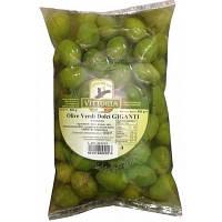Оливки зелені з кісточкою гігант 850г VITTORIA М/У (1/10)