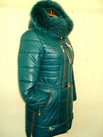 Зимние женские пуховики от производителя