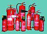 Діагностика вогнегасників