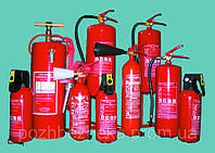 Диагностика огнетушителей
