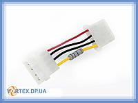 Переходник molex-molex с резистором