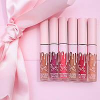 "Набор помад ""Kylie Mini Velvet Liquid Lipstick"""