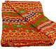 Шикарная женская шаль-парео, хлопок, 180х100 см, Traum 2498-34, цвет оранжевый., фото 3