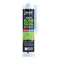 Клей гранит к граниту Bostik Maxi Bond Seal темно-серый, 0,29 л