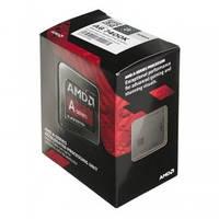 Процессор AMD (FM2+) A6-7400K, Box, 2x3,5 GHz (Turbo Boost 3,9 GHz), Radeon R5 (756 MHz), L2 1Mb, Kaveri, 28 nm, TDP 65W (AD740KYBJABOX),
