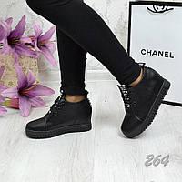 Сникерсы на шнурочках,Черный,все размеры.