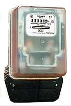 Электросчетчик САУ-И678 10-40А 3х380В прямого включения ЛЭМЗ трехфазный активной энергии
