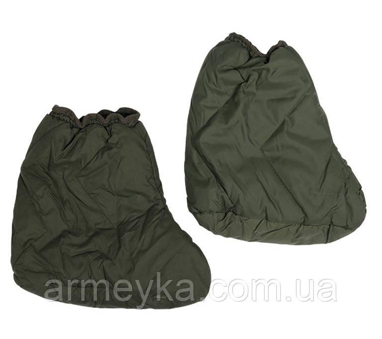 Утеплитель для ног boot tent arctic. ВС Великобритании, оригинал.