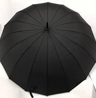 Мужской зонт-трость полуавтомат