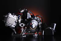 Двигатель active актив-125куб полуавтомат чёрный TMMP