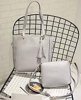 Стильный набор сумок Jingpin 3в1 для модных девушек