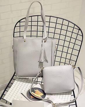 Акция Набор сумок Jingpin 3в1 , фото 2