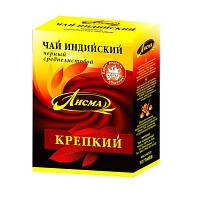 """Чай """"Лисма"""" 90г Чорний Міцний Середньолистовий (1/24 або 96)"""